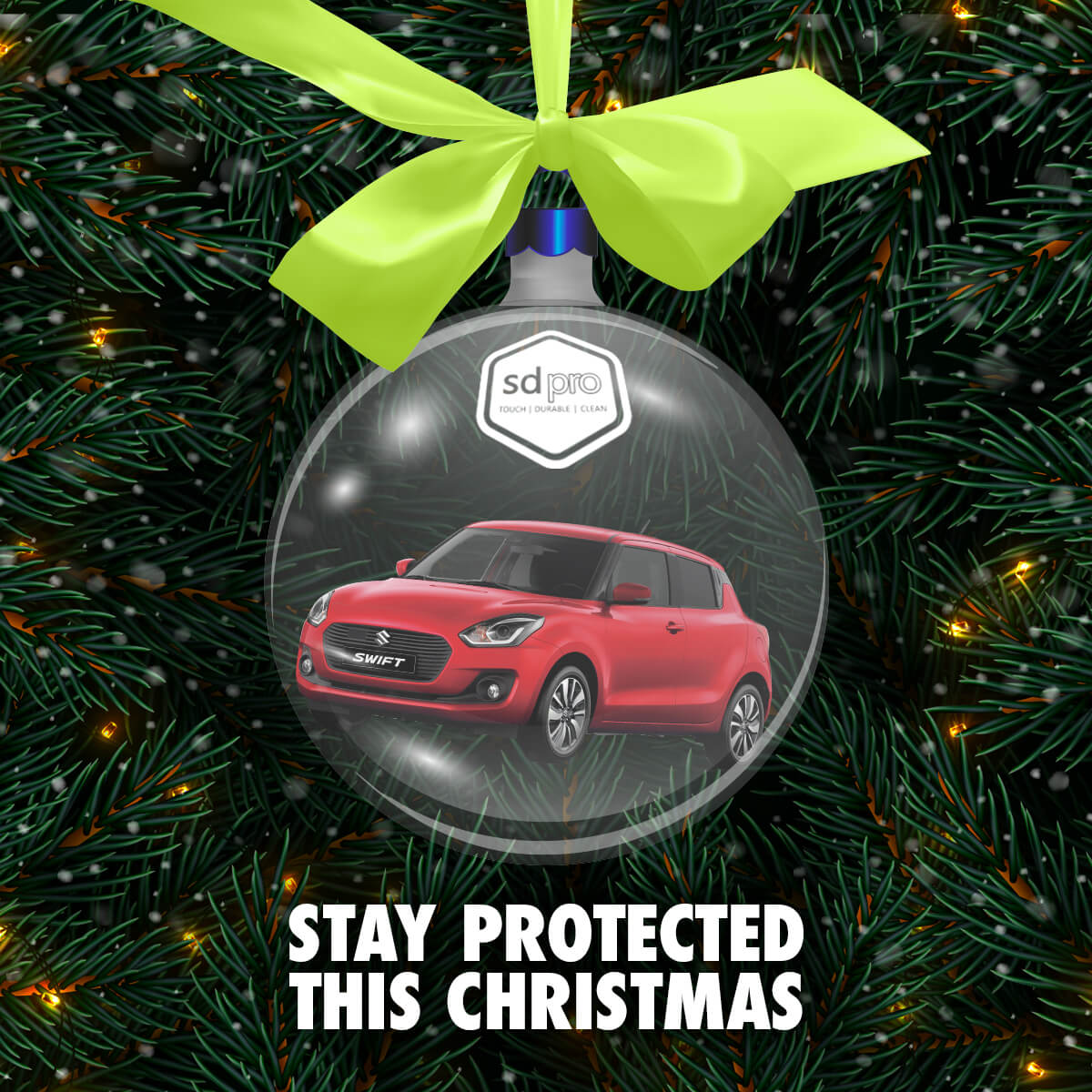 Suzuki sdpro Festive Offer