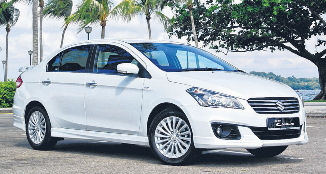 Ciaz Suzuki Ciaz Review Small Car With Big Potential